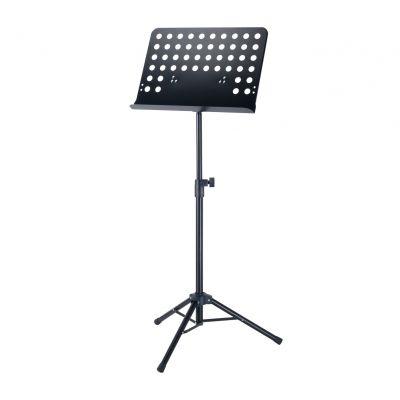 Leggio in metallo Musicale da orchestra per spartito regolabile / robusto