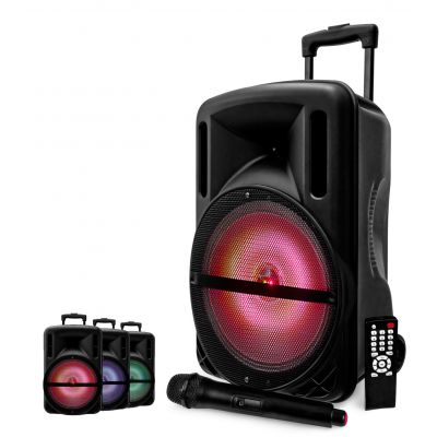 KARMA DJOON - Box a Led Amplificato 100W