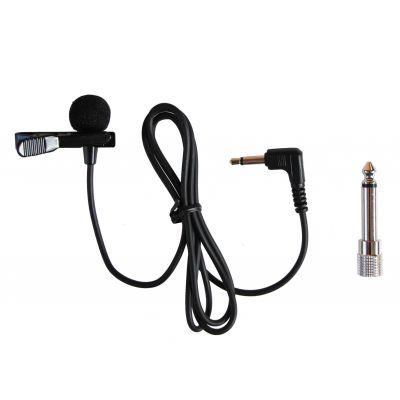 KARMA DMC 904 microfono lavalier conferenze parlato per cravatte