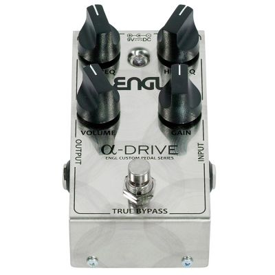 Engl Alpha Drive Custom Pedal Effetto Overdrive a Pedale