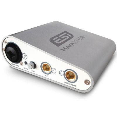 ESI Maya 22 USB - Interfaccia Audio USB 2 In / 2 Out
