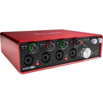 Focusrite Scarlett 18i8 2nd Generation - Interfaccia Audio USB