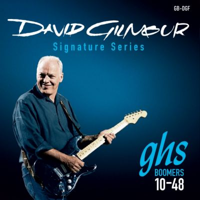 GHS MUTA GB-DGF David Gilmour Signature Blue Set Fender