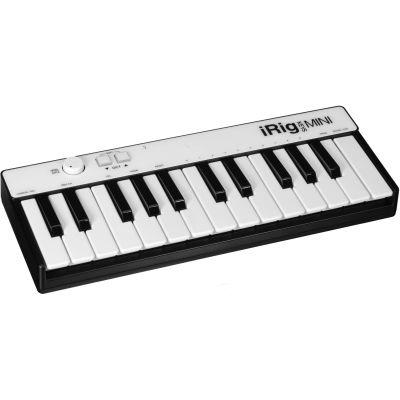 IK MULTIMEDIA iRig KEYS MINI - Tastiera/Controller MIDI Universale Ultraportatile