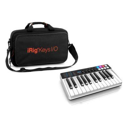 IK Multimedia iRig Keys I/O 25 con Borsa