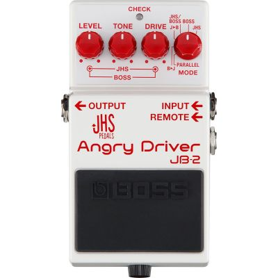 BOSS JB2 Angry Driver - Pedale Overdrive