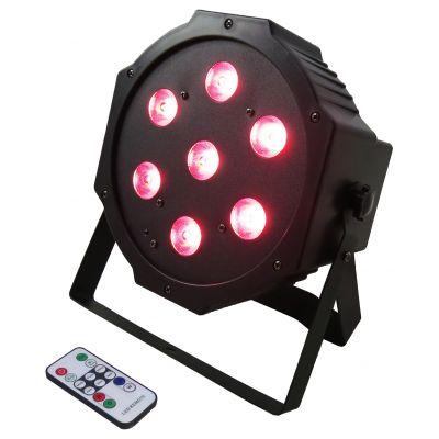 KARMA LED PAR28 Faro a LED Quad