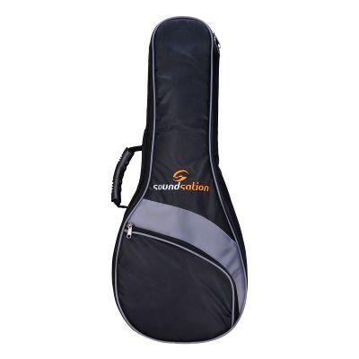 SOUNDSATION - Borsa per ukulele/mandolino piatto - imbottitura 10mm