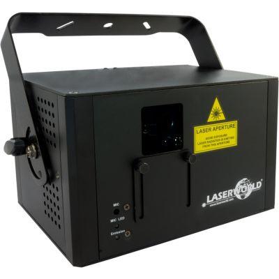 Laserworld CS-1000RGB MKII show laser DMX ILDA Discoteca DJ
