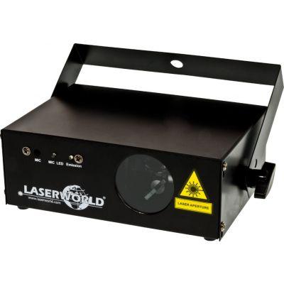 Laserworld EL-60GMKII - Laser Verde 60 mW show laser Discoteca DJ
