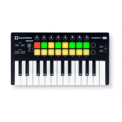 Novation Launchkey Mini MKII - Controller 25 Tasti