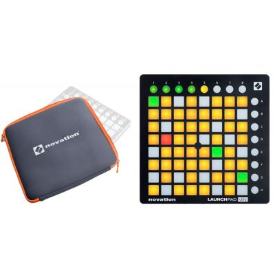 Novation Launchpad Mini MKII Controller MIDI USB Ableton PC MAC DJ Custodia