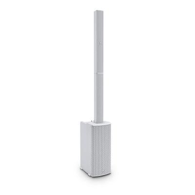 LD Systems MAUI 11 G2 W - Sistema PA a colonne portatile con mixer e Bluetooth, bianco