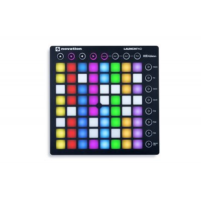 Novation LaunchPad MKII MK2 Controller MIDI USB Ableton PC MAC DJ 64 Pad tasti