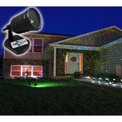 Laser da giardino / Led Laser Stellare 150w, illuminazione natalizie