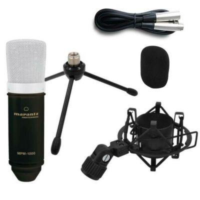 Marantz Professional MPM 1000 - Microfono a Condensatore