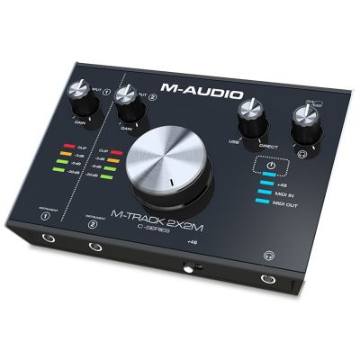 M-AUDIO M-Track 2x2M Interfaccia Audio USB