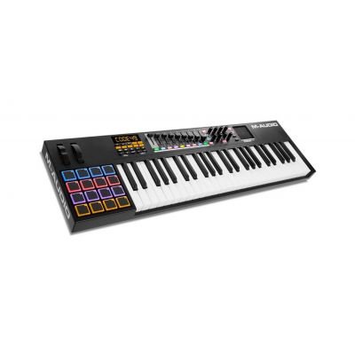 M-Audio Code 49 Black - Tastiera Controller MIDI/USB 49 Tasti