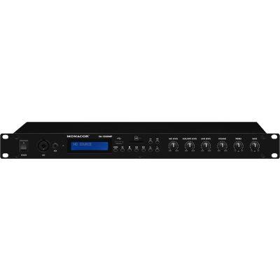 MONACOR SA-130DMP Amplificatore Stereo 140W