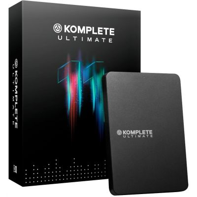 NATIVE INSTRUMENTS KOMPLETE 11 Ultimate su Hard Disk