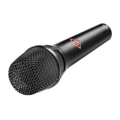 Neumann KMS 104 Plus BK - Microfono per Voce Nero