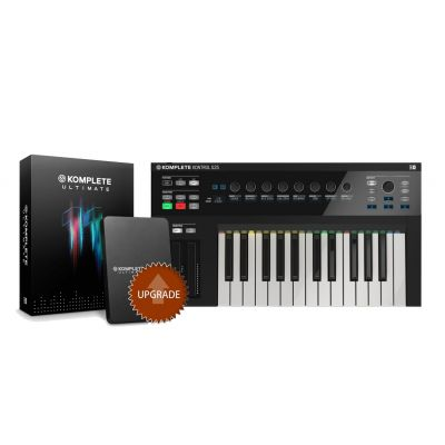 Native Instruments Komplete Kontrol S25 / Komplete 11 Ultimate Upgrade da Select