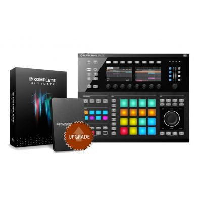 Native Instruments Maschine Studio Black / Komplete 11 Ultimate Upgrade da Select