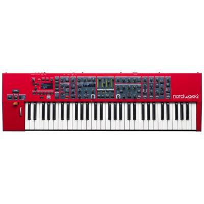Nord Wave 2 - Sintetizzatore Synth 4 in 1 Tastiera 61 Tasti