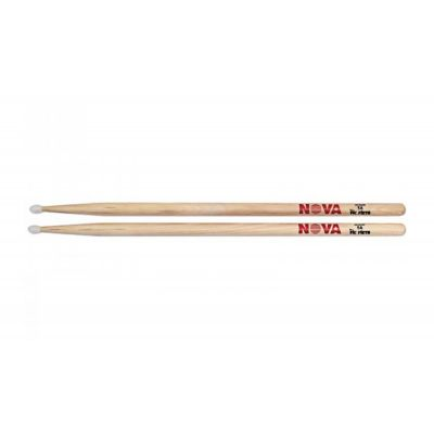 VIC FIRTH N5AN - Bacchette Serie Nova Punta in Nylon