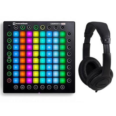 Novation DJ Pack Launchpad Pro / Cuffie Stereo
