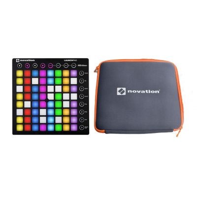 Novation LaunchPad MKII Controller MIDI USB Ableton PC MAC DJ Custodia e Borsa