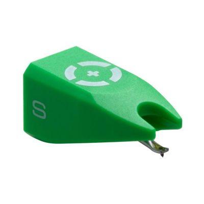 Ortofon Stylus Digitrack Green Puntina di Ricambio per Giradischi Verde