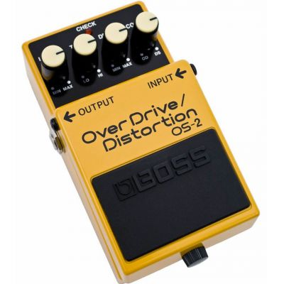 BOSS OS2 pedale Overdrive Distortion
