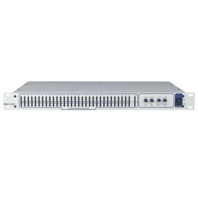 PEQ 1131H - Equalizzatore grafico monofonico professionale