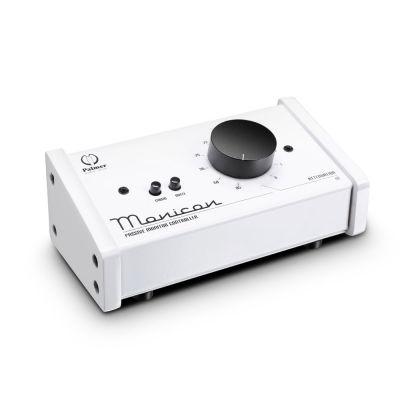 Palmer Pro MONICON W - Controller monitor passivo bianco in edizione limitata