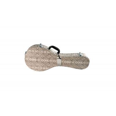 Rockbag RC 10740 SKCT/4 - Custodia Mandolino Small Snake Skin