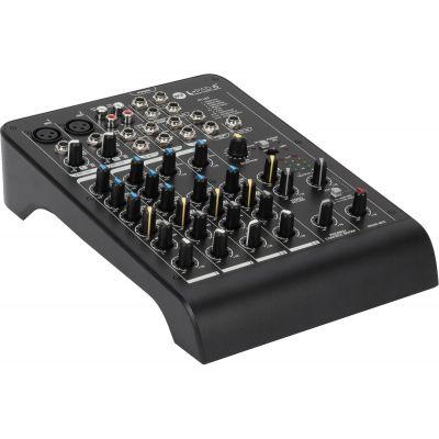 RCF L-PAD 6X Mixer DJ Karaoke 6 canali con effetti