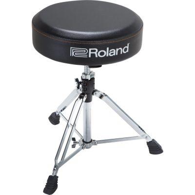 Roland RDT-RV - Sgabello Rotondo per Batteria / Seduta in Vinile