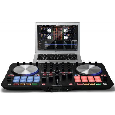 Reloop Beatmix4 MK2 USB Midi Serato Dj Controller