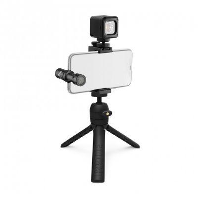 Rode iOS Vlogger Kit per Riprese Audio/Video con iPhone
