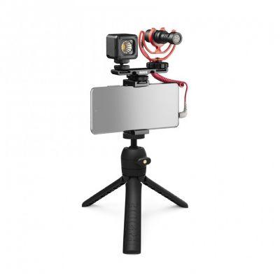 Rode Vlogger Kit Universale per Riprese Audio/Video con Smartphone
