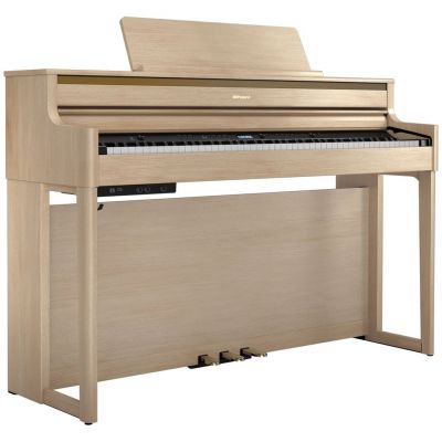 Roland HP704 Light Oak - Pianoforte Digitale 88 Tasti