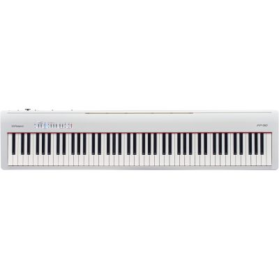 Roland FP30 White - Pianoforte Digitale