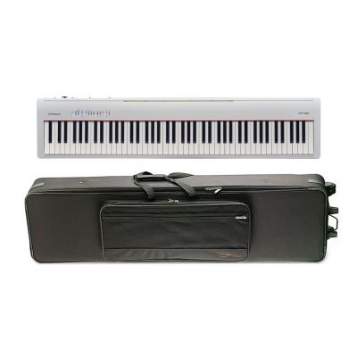 ROLAND FP30WH Pianoforte Digitale 88 Tasti Bianco con Case Semi-Rigido Compatibile
