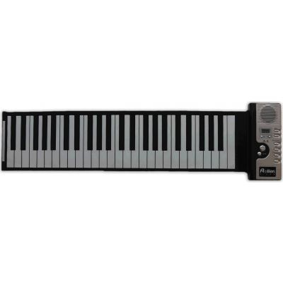 ROLLER RP49 Piano Rull-up 49 Tasti Piano 4 ottave Tastiera arrotolabile