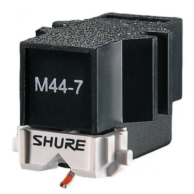 SHURE M44 7 - TURNTABLIST EXPRESSION - attacco standard