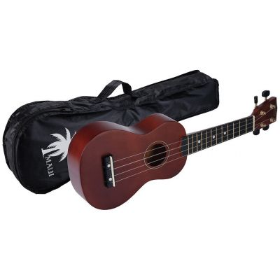 SOUNDSATION MUK10 BW Ukulele Soprano Marrone