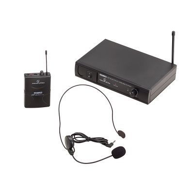 SOUNDSATION WF-U11PB - Radiomicrofono UHF Plug&Play / Headset