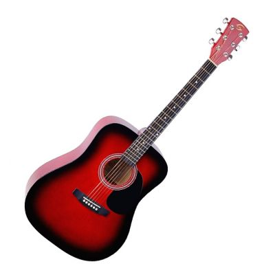 Soundsdation YOSEMITE-DN Red Sunburst - Chitarra Acustica