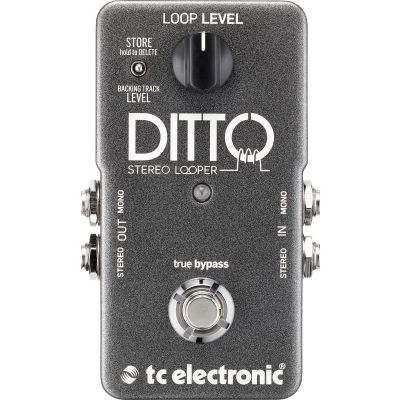 TC Electronic Ditto Stereo Looper - Looper Stereo